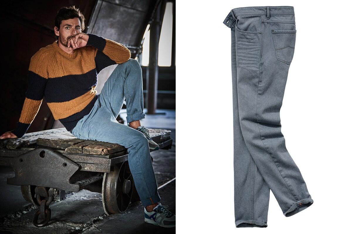 Der Kreislauf einer guten Jeans kennt einen Anfang. Aber kein Ende.