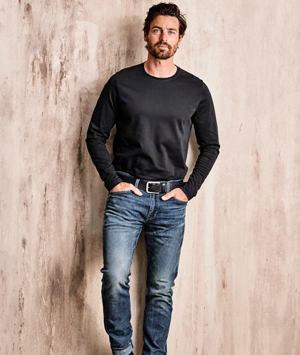 Innovationen für nachhaltigere Jeans.