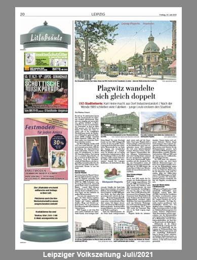 Leipziger Volkszeitung   Mey & Edlich
