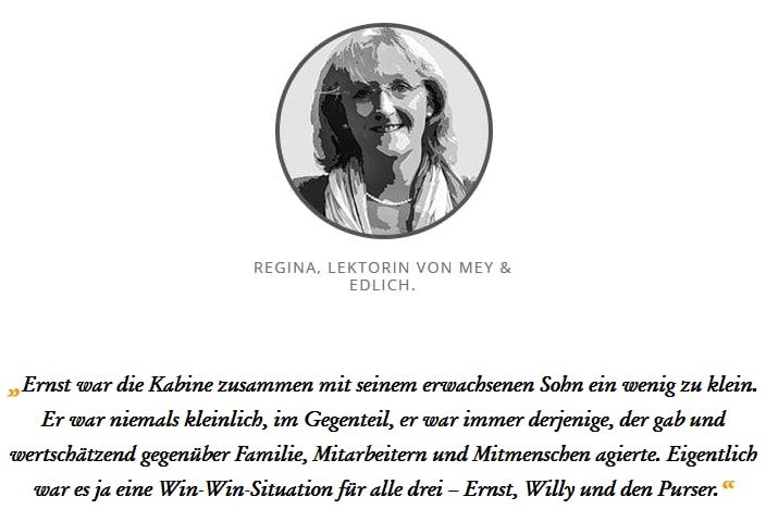 Regina | Mey & Edlich