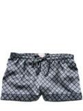 Shorts Seidenpyjama
