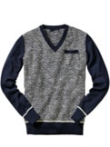Relief-Pullover