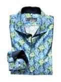Blätter-Shirt