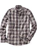 Damastkaro-Hemd