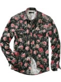 Liberty-Hemd Blooms