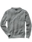 Hauberk-Pullover