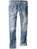 Hochsommer-Jeans