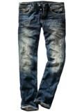 Schrammen-Jeans