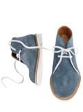 Blue Desert-Boot