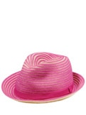 Coloured Trilby