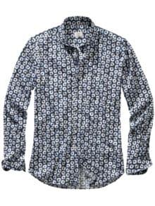 Sommerblüher-Hemd