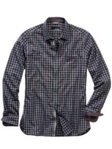 Luftspeicher-Hemd Check