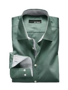 Dynamic-Shirt salbei Detail 1