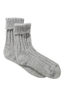 Alpaka-Socke