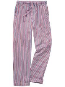 Pyjamahose Trikolore