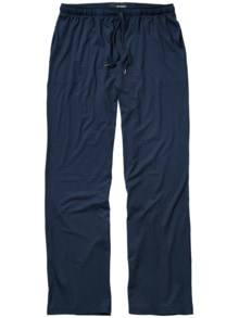 Chill-out-Pants mitternachtsblau Detail 1