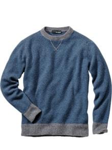 Wollfilz-Sweater