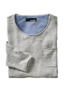 Über-20-Grad-Pullover