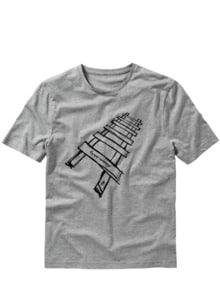 Gleisbett-T-Shirt