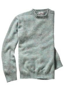 Shetland-Pullover