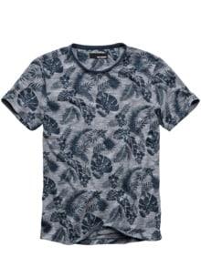 Fensterblatt-Shirt