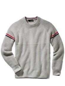 Protektoren-Pullover