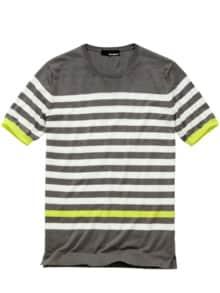 Szene-Strickshirt