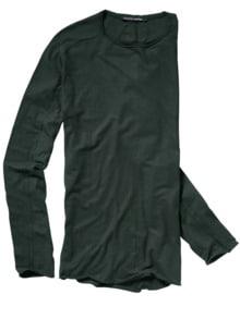 Shirt Fj36onn dunkelgrün Detail 1