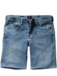 Lonely-Island-Shorts blau Detail 1