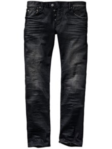 On Stage-Jeans black Detail 1