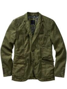 Urban Gardening Jacket oliv Detail 1
