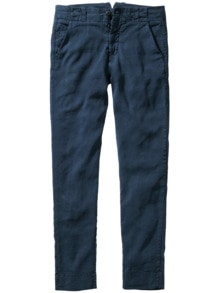 Designerhose Tra21ck washed blue Detail 1