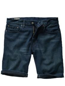 Levi`s Shorts 502 Hemmed