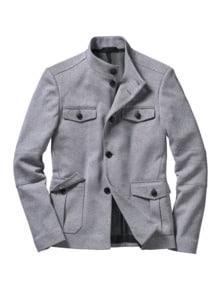 Jersey-Jacket