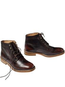 Royal Scotchgrain Boot