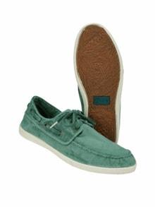 Sneaker Nautico Enz grün Detail 1
