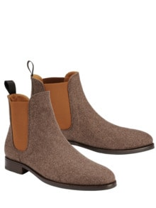 Loden Chelsea Boot