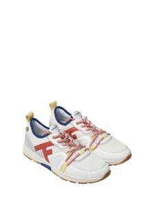 Sneaker Reduce weiß Detail 1