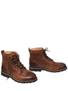 Moc Boot braun Detail 1