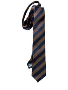 Hausse-Krawatte schmal