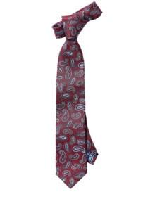 Paisley-Krawatte schmal