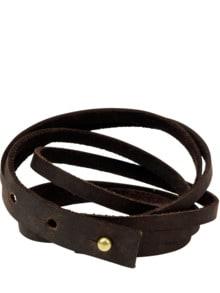 Büffelleder-Armband