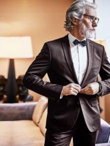 Signature Suit Ebony