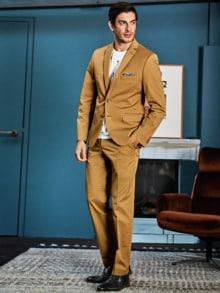 Signature Suit Gold Nugget