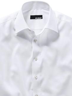 French Cuff Hemd weiß Detail 4