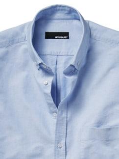 Oxford-Shirt Vol. 2 hellblau Detail 3
