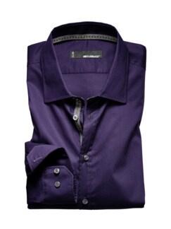 Dynamic-Shirt Ribbon lila Detail 1