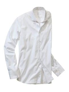 Si-Tanka-Designerhemd weiß Detail 1