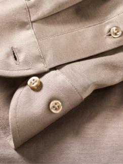 Jerseyhemd Henri sand Detail 4