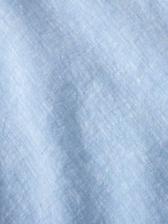 Urahnen-Hemd blau Detail 4